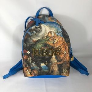Louis Vuitton    the tiger hunt by rubens